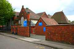 Local history centre 2007
