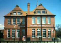 Chester Visitor