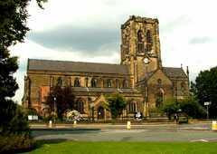 St Margaret's                         Altringham