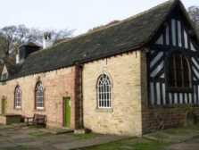 Chadkirk Chapel