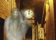Come and join the Chester Ghost Tour