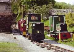 Cromford & High Peak