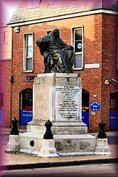 Statue of St.Nicholas