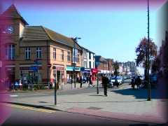 Clacton Town Centre