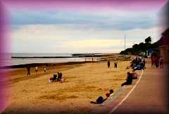 Clacton Beach
