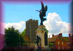 Colchester War Memorial