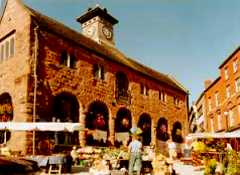Market House Ross on Wye