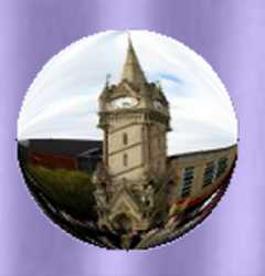 Haymarket Clocktower
