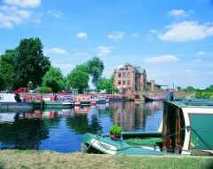 Sileby Mill Boatyard