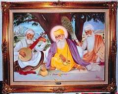 Guru Nanak                               Sikh Museum