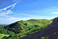 Caer Caradoc                   Hill