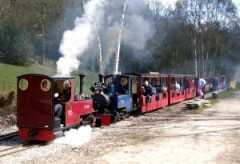 Rudyard Railway