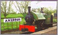 Amerton Rail