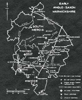 Saxon Warwickshire