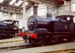 Barrow Hill Engine Shed