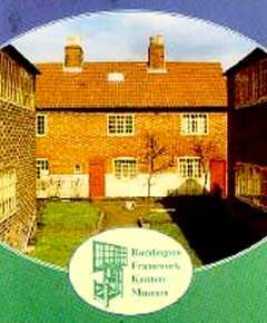 Ruddington Framework Knitters Museum