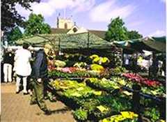 Hucknall Market