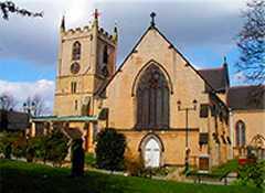 St                                 Mary Maddalene Hucknall