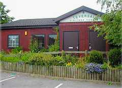Thieves Wood Visitor
