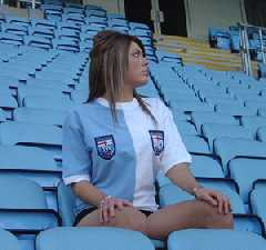 Man City Gal