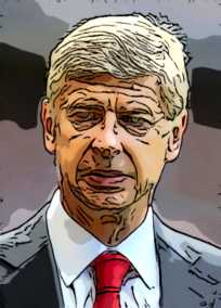 Arsenal FC Caricatures